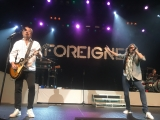 Foreigner Live Review