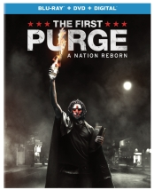 The First Purge on Home Video!