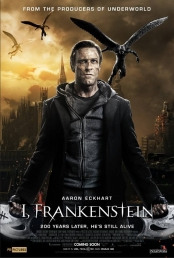 "What's ""I, Frankenstein""? A Movie Review"