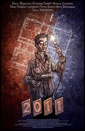 What's Behind 2011? A Movie Review. Now Playing at Fantasia 2020