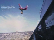 [VFF'15] Fly High with BASE Jumping in Sunshine Superman, a Review